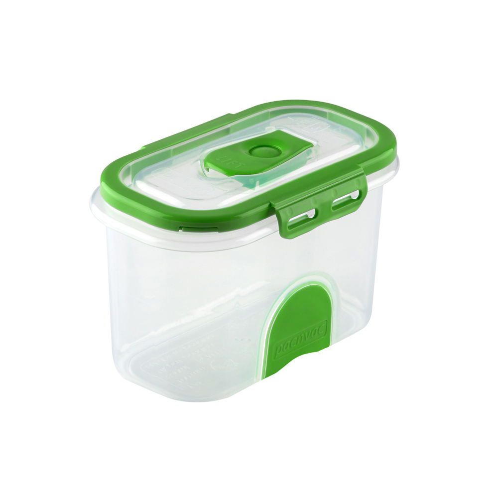 Domestic Vacuum Food Storage Container 860ml_Green