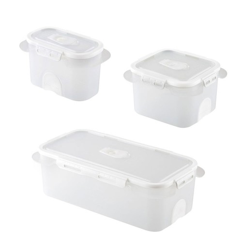 professional-vacuum-food-storage-container-set-White