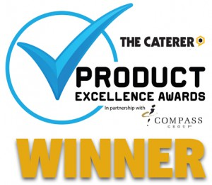 The Caterer - Product ExcellenceAward-Winner
