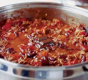 chilli recipe