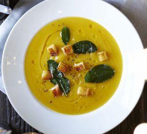 butternut-soup-with-crispy-sage-apple-croutons
