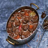 Venison-casserole